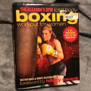 Boxing instruction book